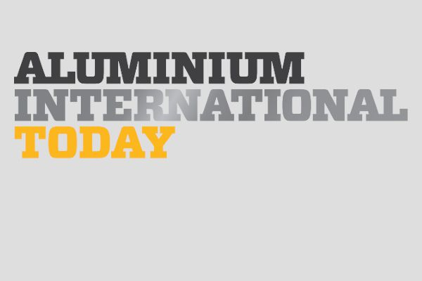 ALUMINIUM INTERNATIONAL TODAY - JAN 2020