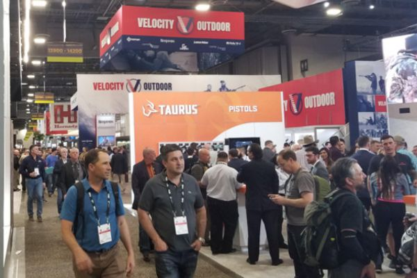 INNOVATION JACKPOT AT VEGAS' SHOT SHOW